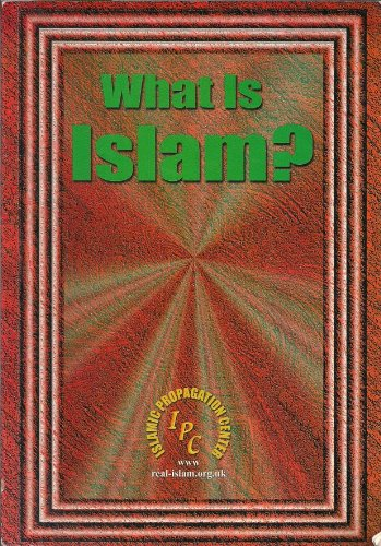9780953926015: What is Islam?