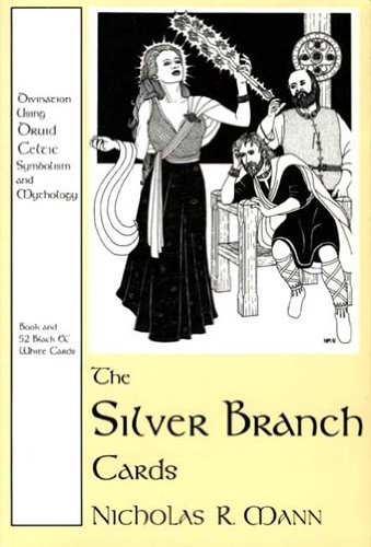 9780953931408: The Silver Branch Cards: Divination Using Druid Celtic Symbolism and Mythology