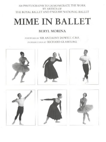 9780953935802: Mime in Ballet