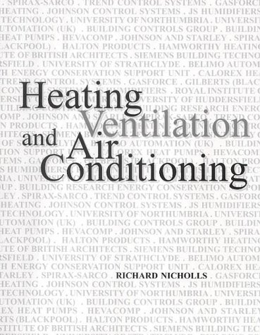 9780953940912: Heating, Ventilation and Air Conditioning