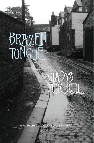9780953944835: Brazen Tongue (Mrs Bradley Collectors' Series #1)