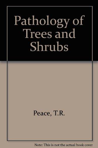 9780953971817: Pathology of Trees and Shrubs