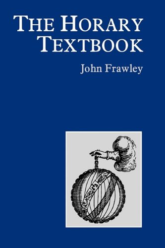 9780953977444: The Horary Textbook