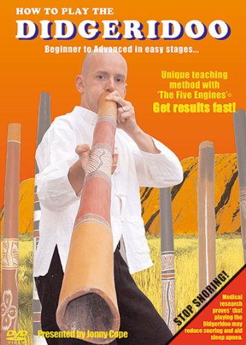 9780953981120: NEW How To Play The Didgeridoo (DVD)
