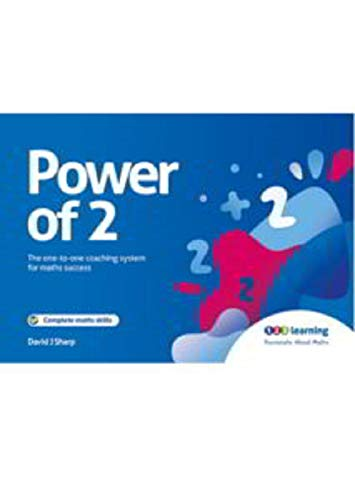 9780953981205: Power of 2: The One to One Coaching System for Maths Success