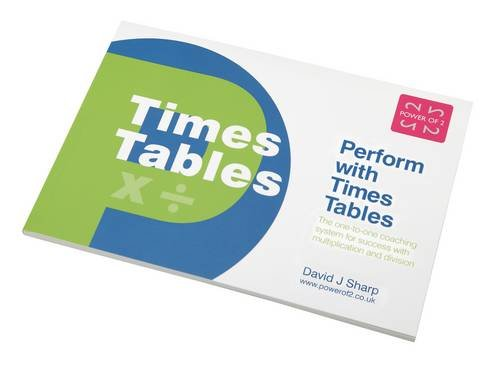 9780953981236: Perform with Times Tables: The One-to-one Coaching System for Success with Multiplication and Division