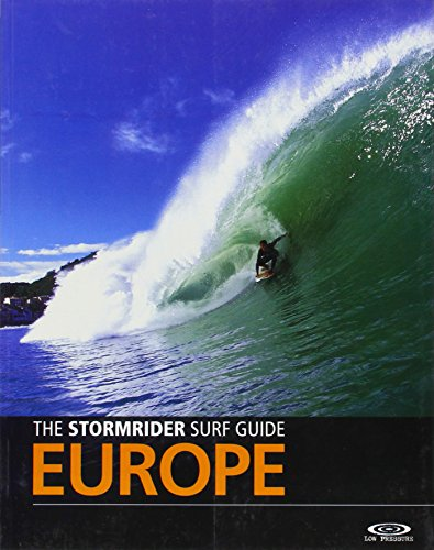 9780953984077: The Stormrider Surf Guide Europe