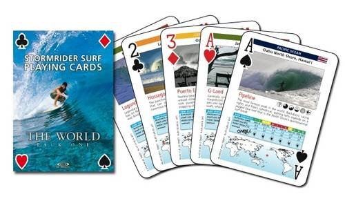 9780953984084: Stormrider Surf Playing Cards: The World - Pack One