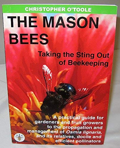 The Mason Bees: Taking the Sting Out of Beekeeping
