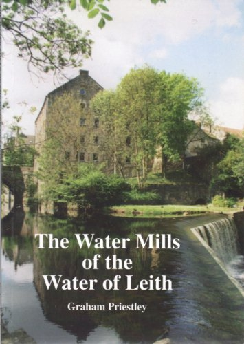 9780954000608: The Water Mills of the Water of Leith