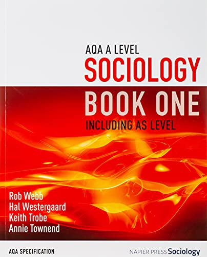 9780954007911: AQA A Level Sociology Book One Including AS Level
