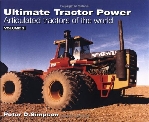 9780954022235: Ultimate Tractor Power Vol. 2, M-Z: Articulated Tractors of the World (Ultimate Tractor Power-Articulated Tractors of the World)