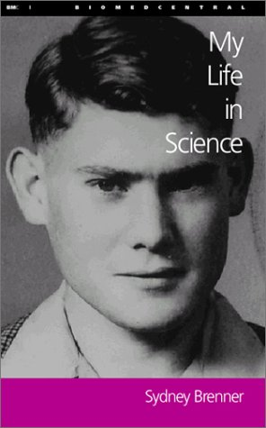 9780954027803: My Life in Science (Lives in Science)