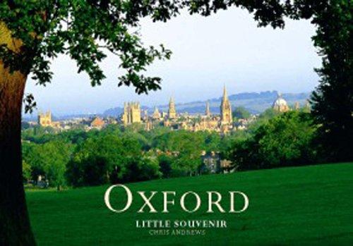 Oxford Little Souvenir Book (Little Souvenir Books): Chris Andrews