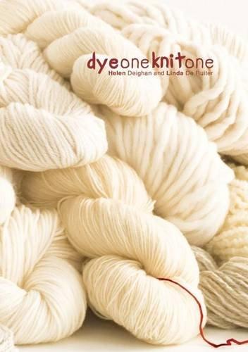 9780954033385: Dye One Knit One