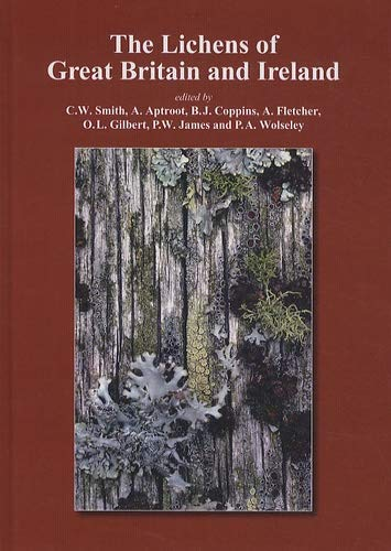 9780954041885: The Lichens of Great Britain and Ireland