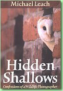 Hidden Shallows: Confessions of a Wildlife Photographer: Leach, Michael