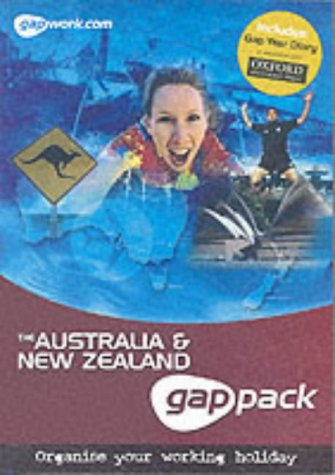 9780954043346: Australia and New Zealand Gap Pack: The Ultimate Guide to Your Working Holiday