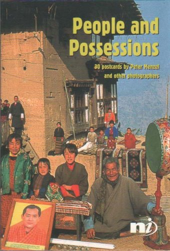 People and Possessions: Postcard Book: Menzel, Peter