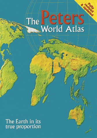 9780954049959: Peters World Atlas: The Earth in Its True Proportion