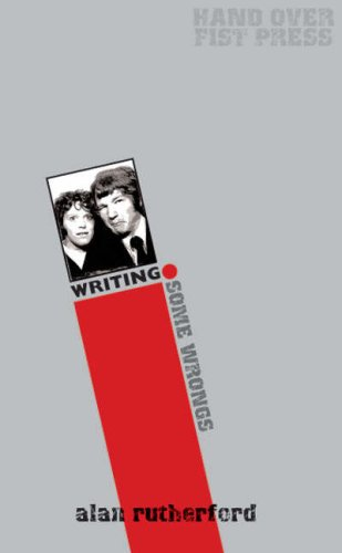 9780954051716: Writing Some Wrongs