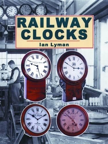 9780954052560: Railway Clocks