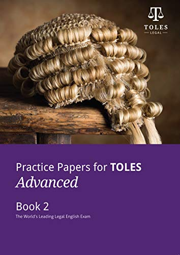 9780954071486: Practice Papers for TOLES Advanced: Book 2