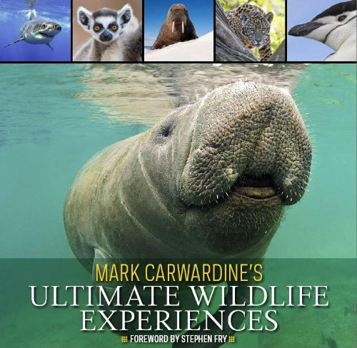 9780954092665: Mark Carwardine's Ultimate Wildlife Experiences