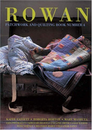 9780954094966: Rowan Patchwork and Quilting Book No. 4