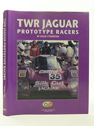 9780954103910: TWR Jaguar Prototype Racers: Group C and XJR Cars, 1985-93