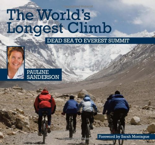 The World's Longest Climb: Pauline Sanderson