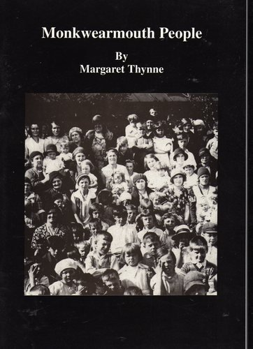 Monkwearmouth People : The peoples' Stories: Thynne, Margaret