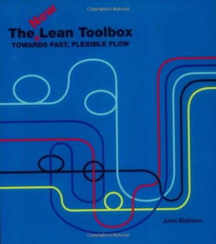 9780954124410: The New Lean Toolbox, Third Edition
