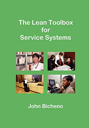 9780954124441: The Lean Toolbox for Service Systems