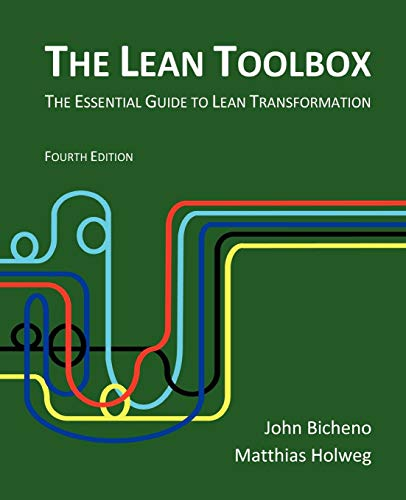 9780954124458: The Lean Toolbox: The Essential Guide to Lean Transformation