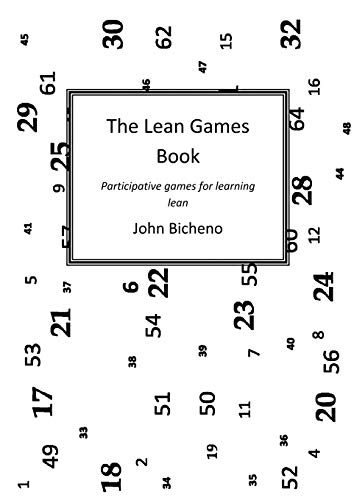 9780954124472: The Lean Games Book