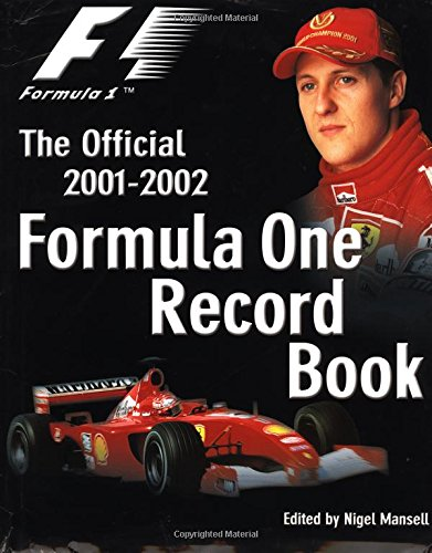 2001 Formula One Annual: The Official 2001-2002 Formula One Record Book: Mansell, Nigel