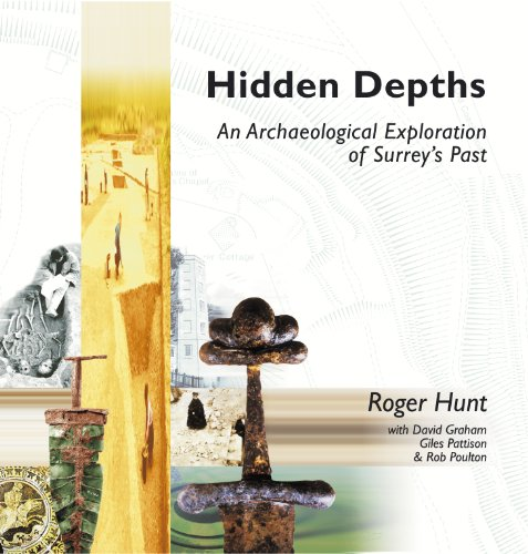 Hidden Depths: An Archaeological Exploration of Surrey's Past (0954146018) by Hunt, Roger