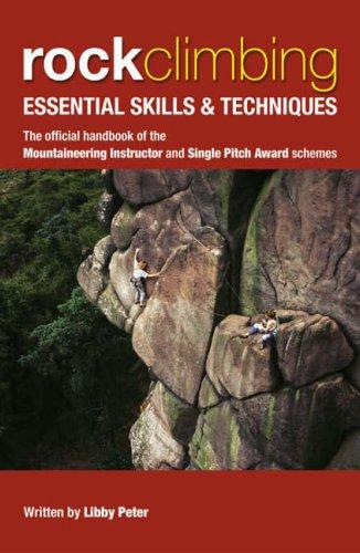 9780954151119: Rock Climbing: Essential Skills & Techniques