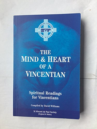 9780954152208: The Mind and Heart of a Vincentian: Spiritual Readings for Vincentians