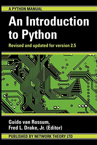 9780954161767: An Introduction to Python