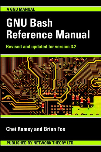 9780954161774: Gnu Bash Reference Manual
