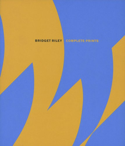 Complete Prints 1962-2005 (0954171055) by Bridget Riley