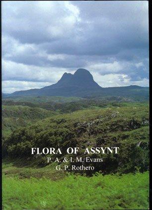 9780954181307: Flora of Assynt