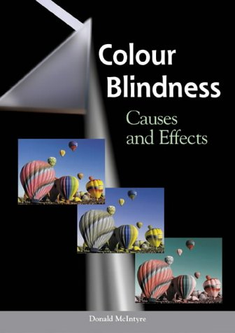 9780954188603: Colour Blindness: Causes and Effects