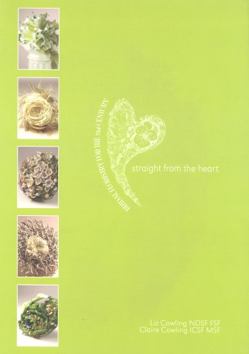 9780954196004: Straight from the Heart: Bridal Floristry