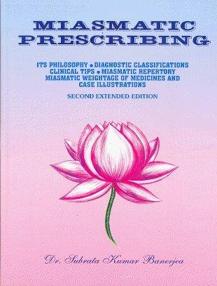 9780954212407: Miasmatic Prescribing