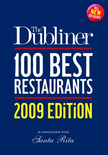 "The ""Dubliner"" 100 Best Restaurants 2009"