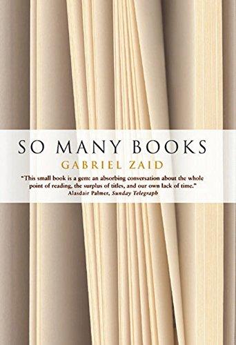 9780954221782: So Many Books