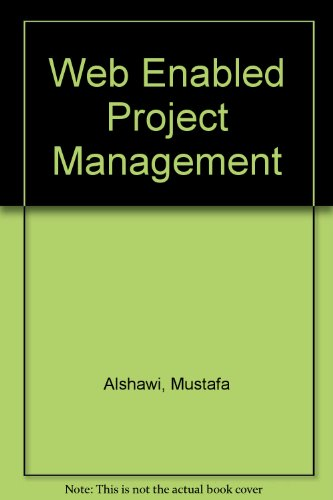 9780954225803: Web Enabled Project Management